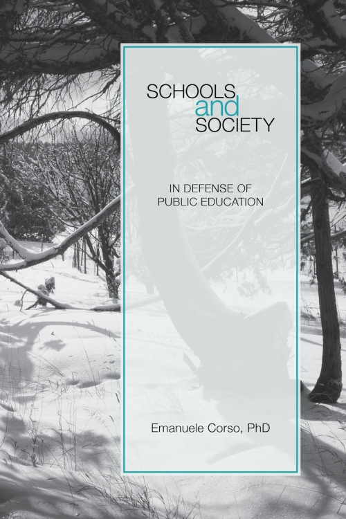 SCHOOLS AND SOCIETY cover for website